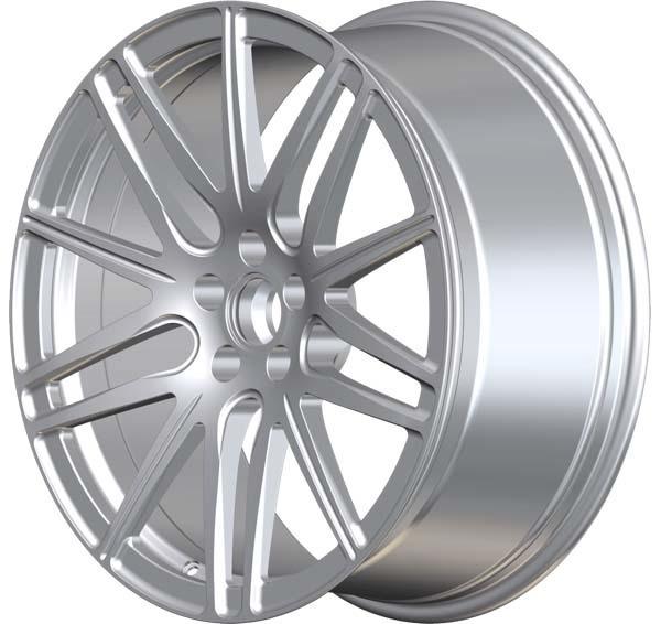Solomon Alsberg Milan forged wheels