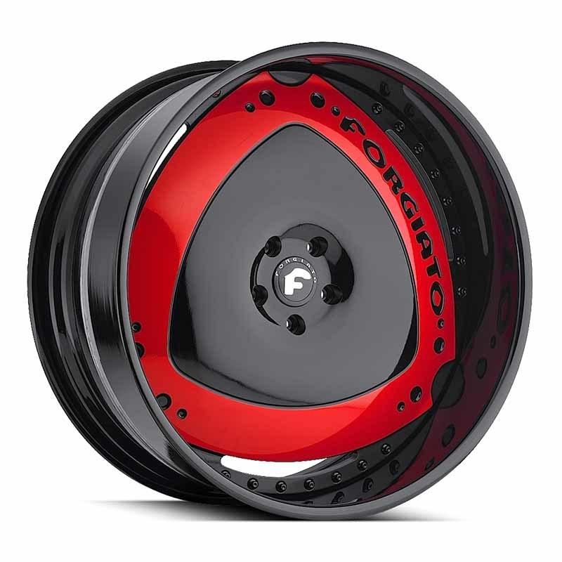 Forgiato Maschili (Original Series) forged wheels