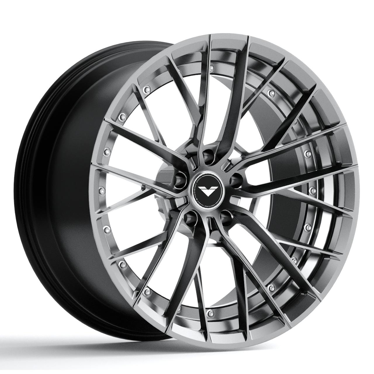 Vorsteiner Nero Forged wheels VFN 514 2-Piece