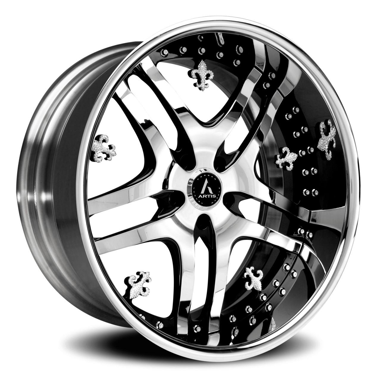 Artis Biloxi forged wheels