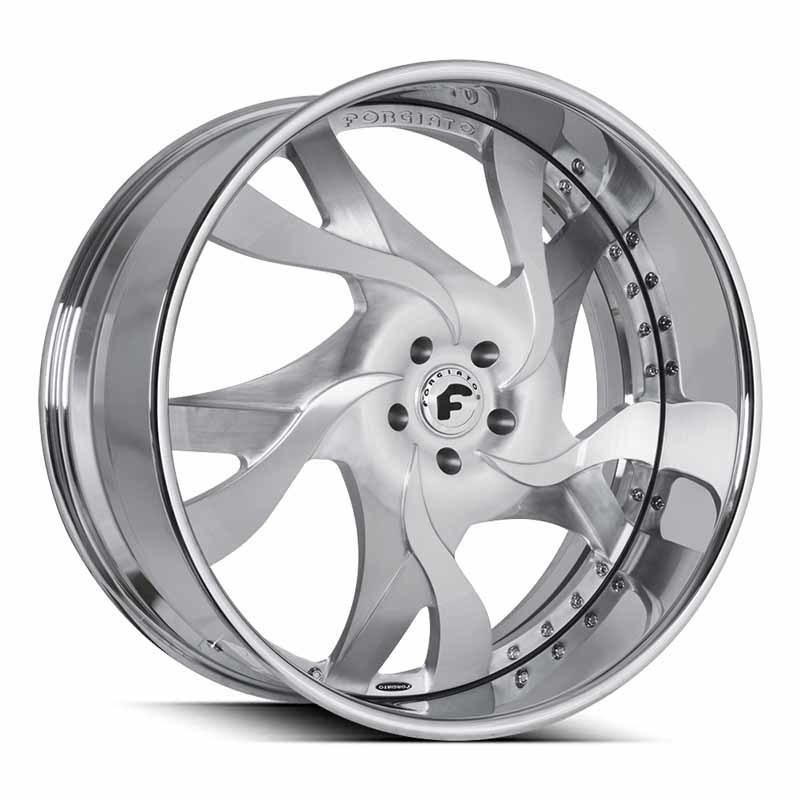 Forgiato Misto (Original Series) forged wheels