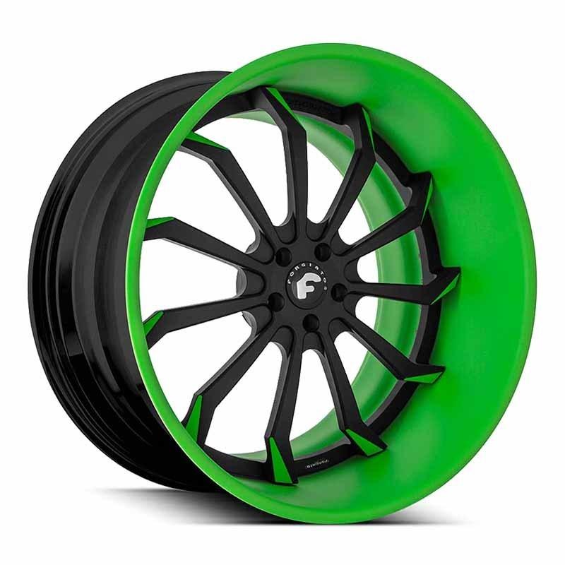 Forgiato Navaja (Original Series) forged wheels