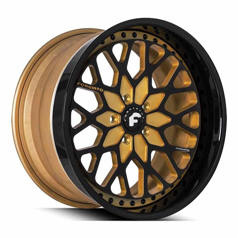 Forgiato Nido-SE (Original Series) forged wheels