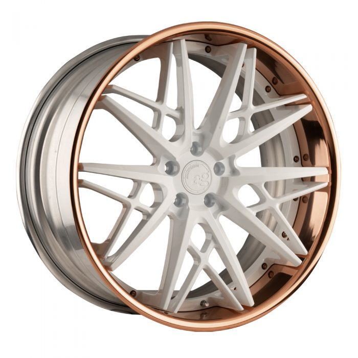 AVANT GARDE F438 forged wheels