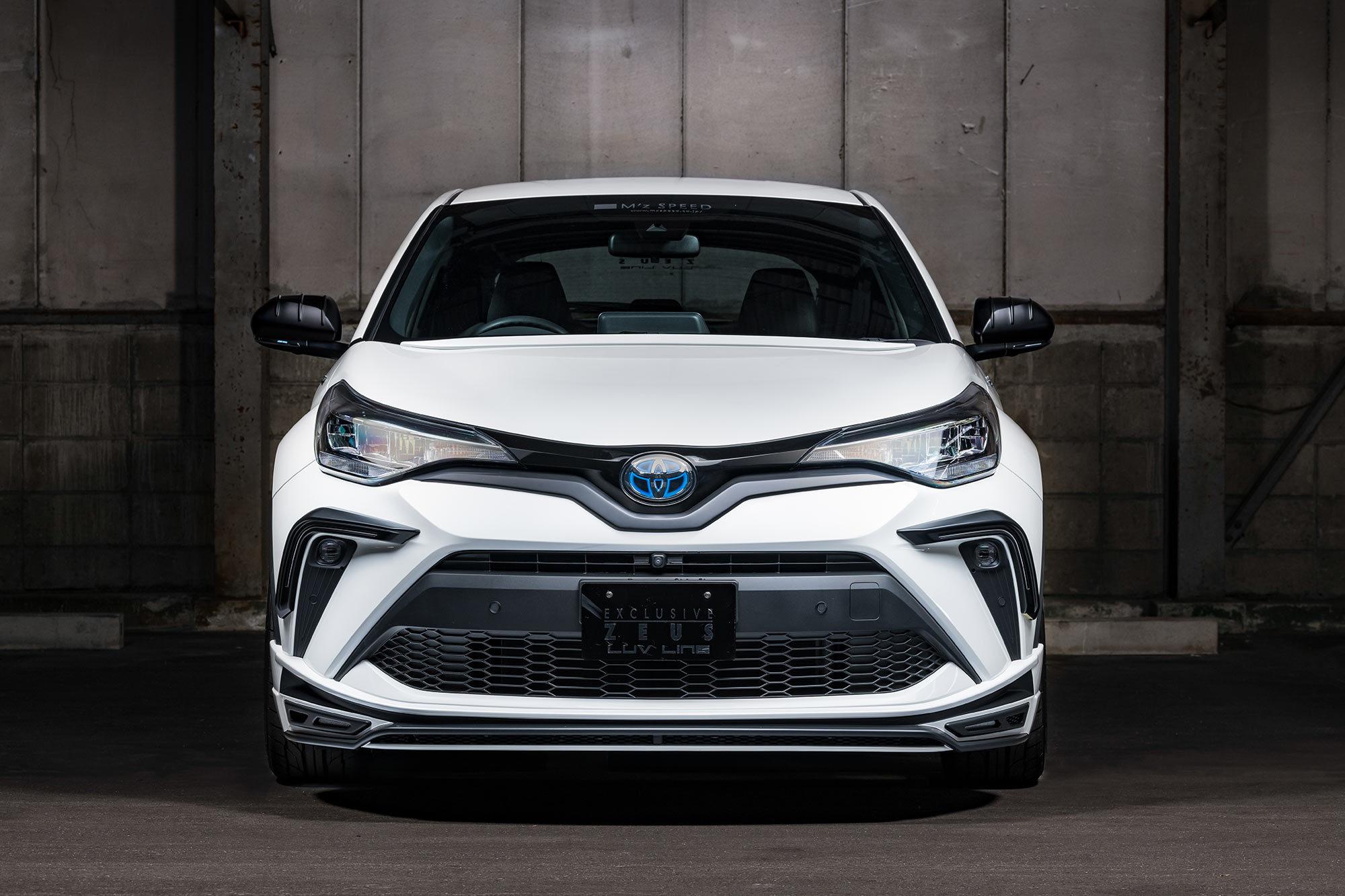 M'z Speed body kit for Toyota C-HR ABS Plastic