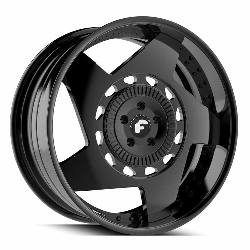 Forgiato Orientato (Original Series) forged wheels