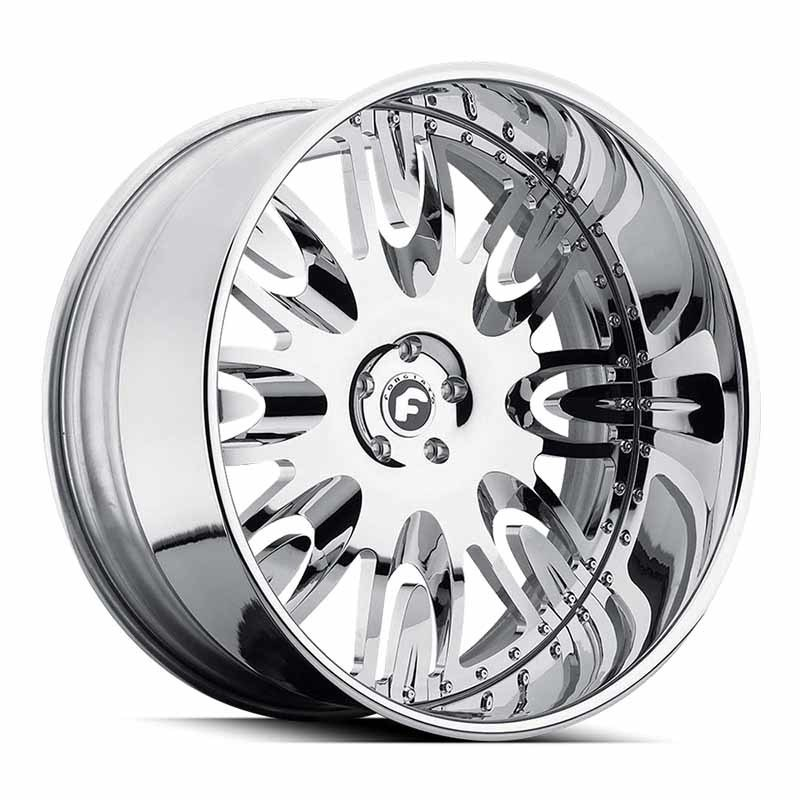 Forgiato Ovale (Original Series) forged wheels