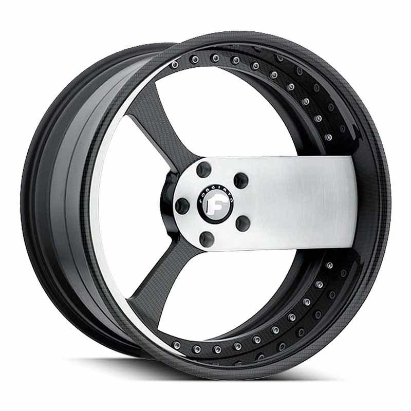 Forgiato Parlaro (Original Series) forged wheels