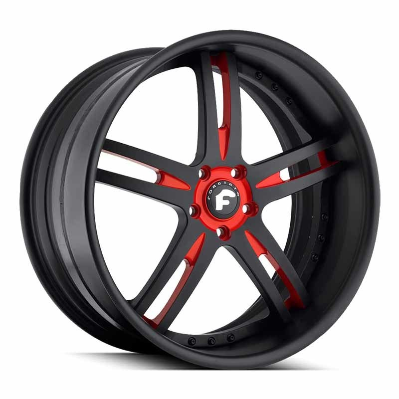 Forgiato Pianura (Original Series) forged wheels