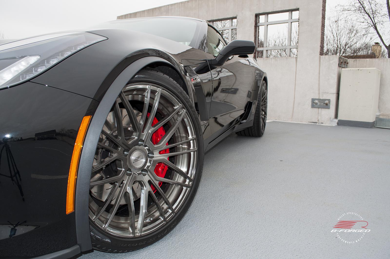 B-Forged wheels 710 DB