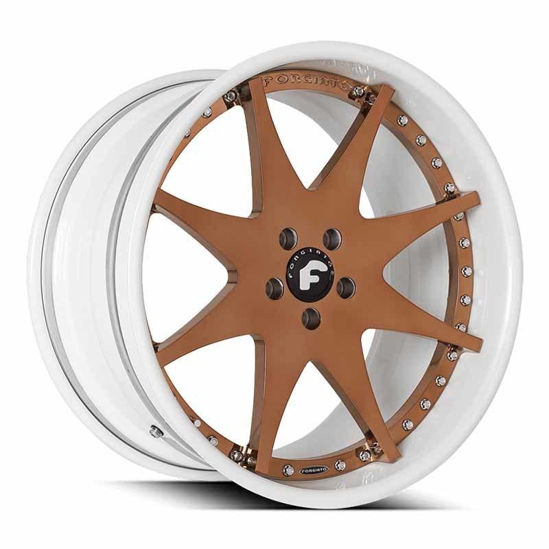 Forgiato Piastra (Original Series) forged wheels