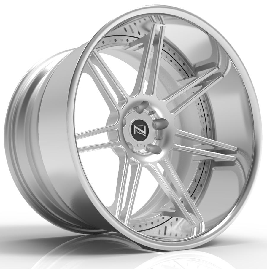 Nessen S 7.2 forged wheels