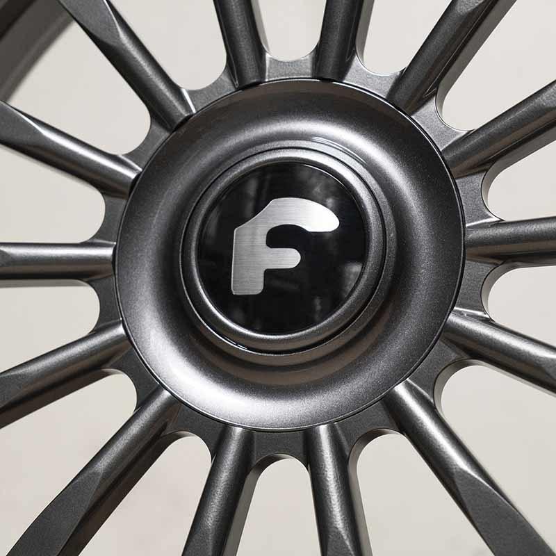 Forgiato Piatto (Original Series) forged wheels