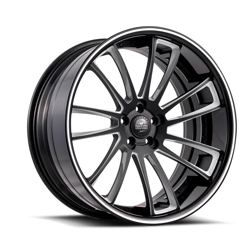 Savini SV60XC Forged wheels