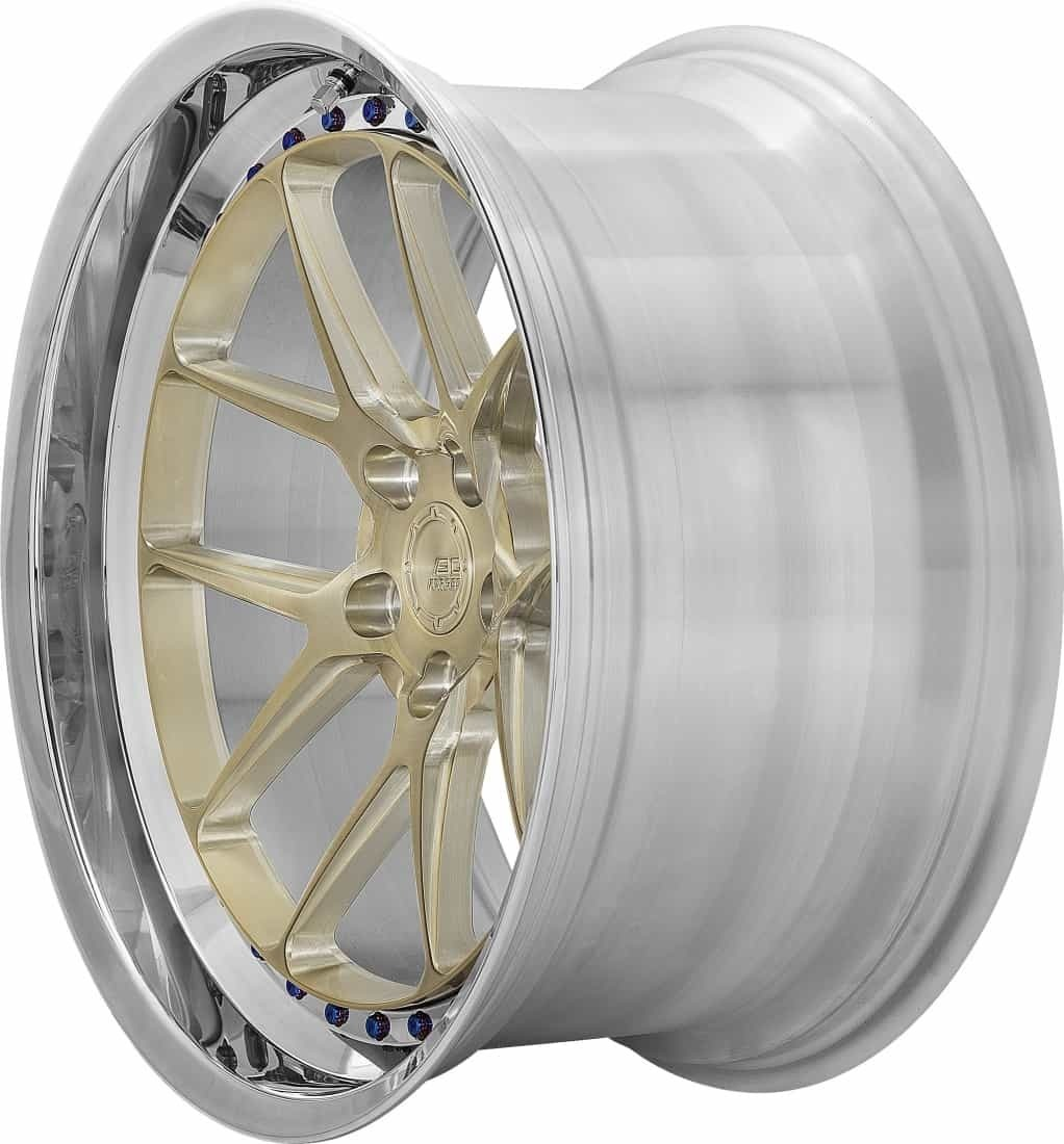 BC Forged wheels LE52 // MLE52 (LE/MLE Series)