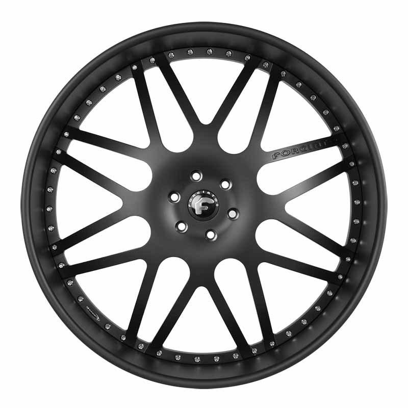 Forgiato Pinzette (Original Series) forged wheels