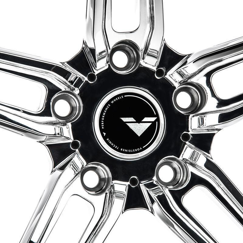 Vorsteiner Nero Forged wheels VFN 508 Monoblock