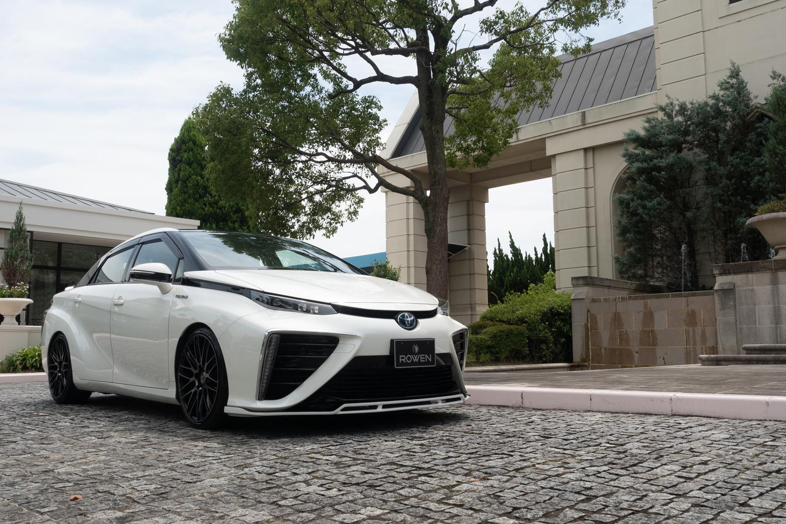Rowen body kit for Toyota MIRAI JPD10 new style