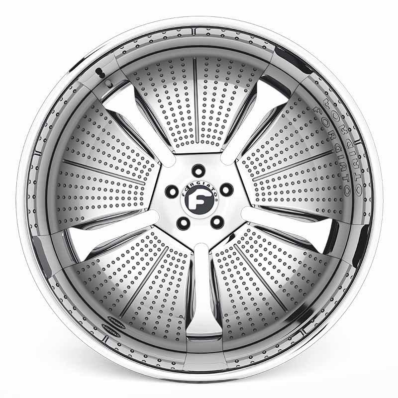 Forgiato Puntini (Original Series) forged wheels