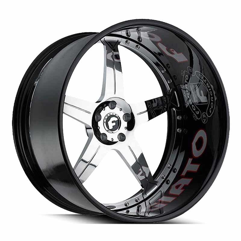 Forgiato Quinto (Original Series) forged wheels