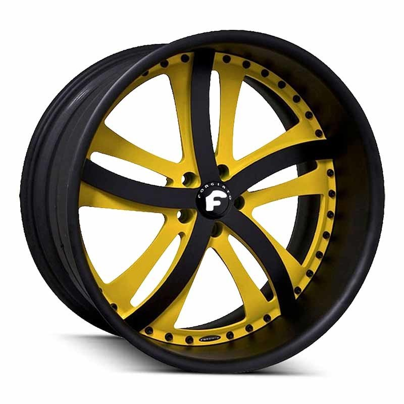 Forgiato Rasoio (Original Series) forged wheels