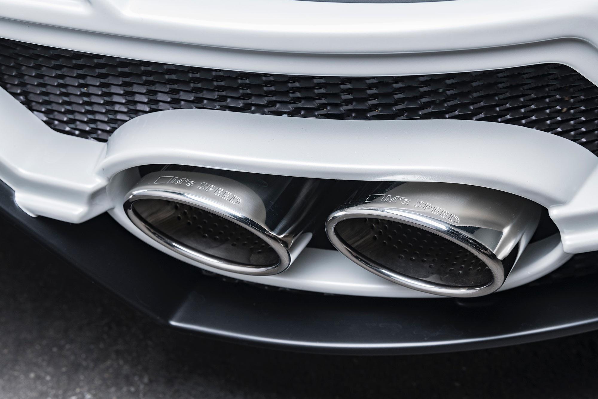 M'z Speed body kit for Toyota C-HR latest model