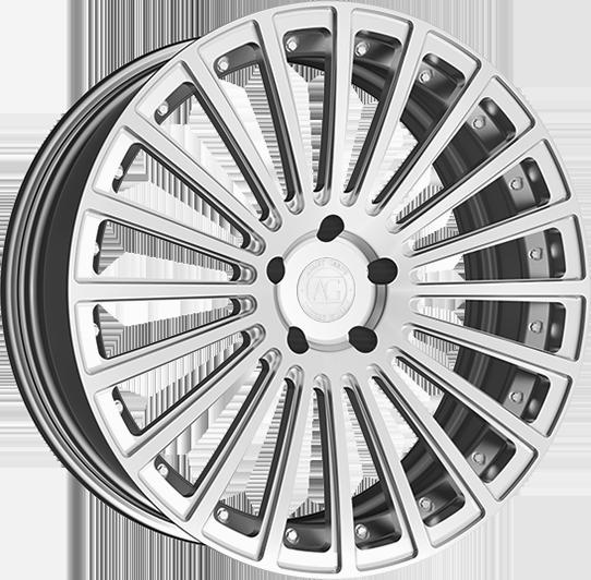 AVANT GARDE forged wheels AGL25
