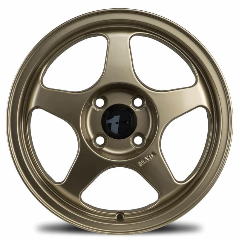 AVID1 AV.08 Gold light alloy wheels