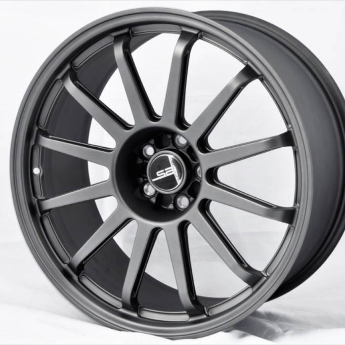 Solomon Alsberg P2 EcoSuperLight forged wheels