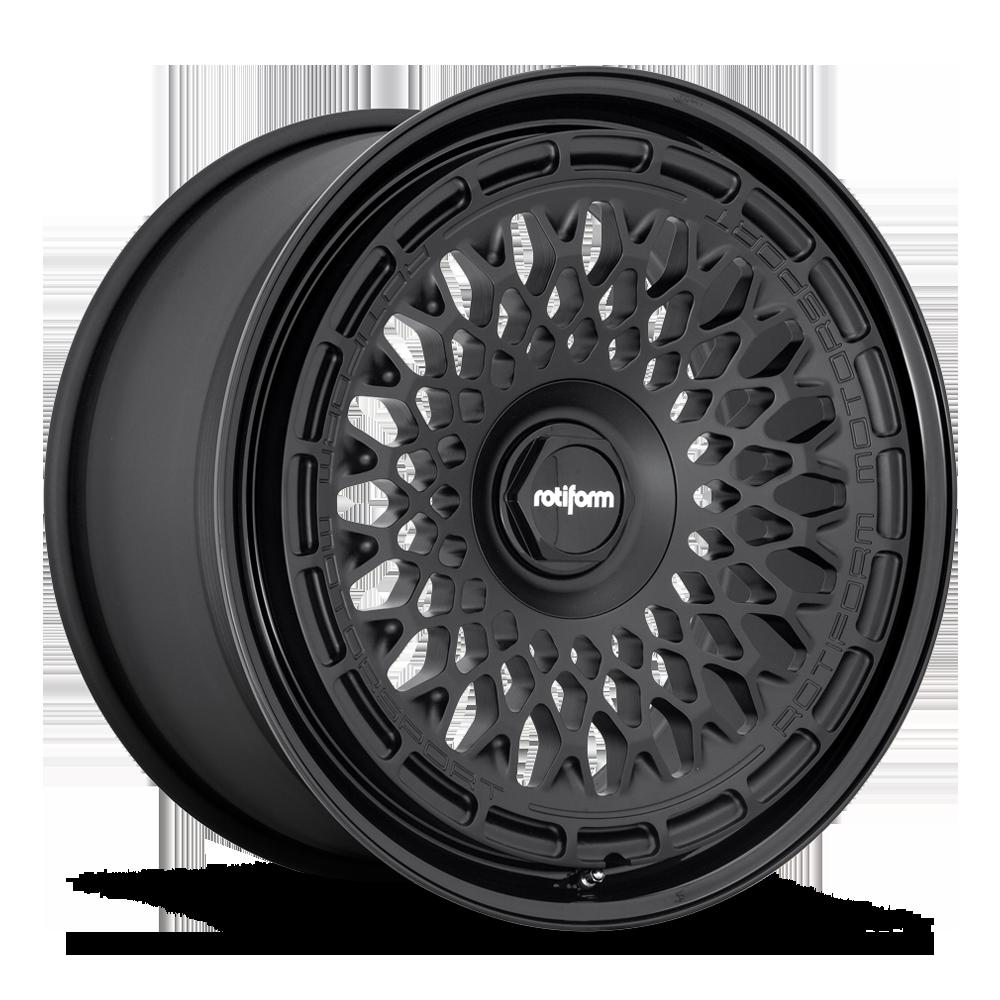 Rotiform LHR-M monoblock forged wheels