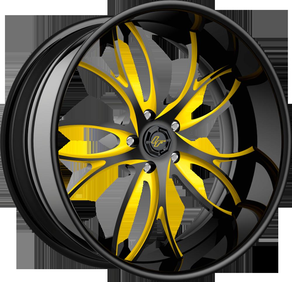 Lexani LF-113 Forged Wheels