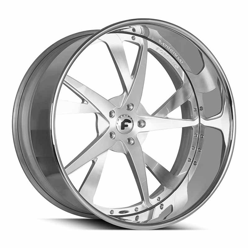 Forgiato S221 (Original Series) forged wheels