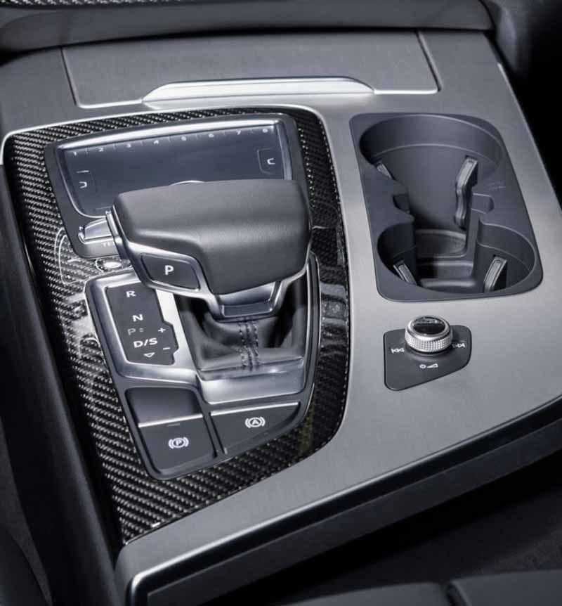 MTR Design Body Kit for Audi Q7 RS-Line Edition 2