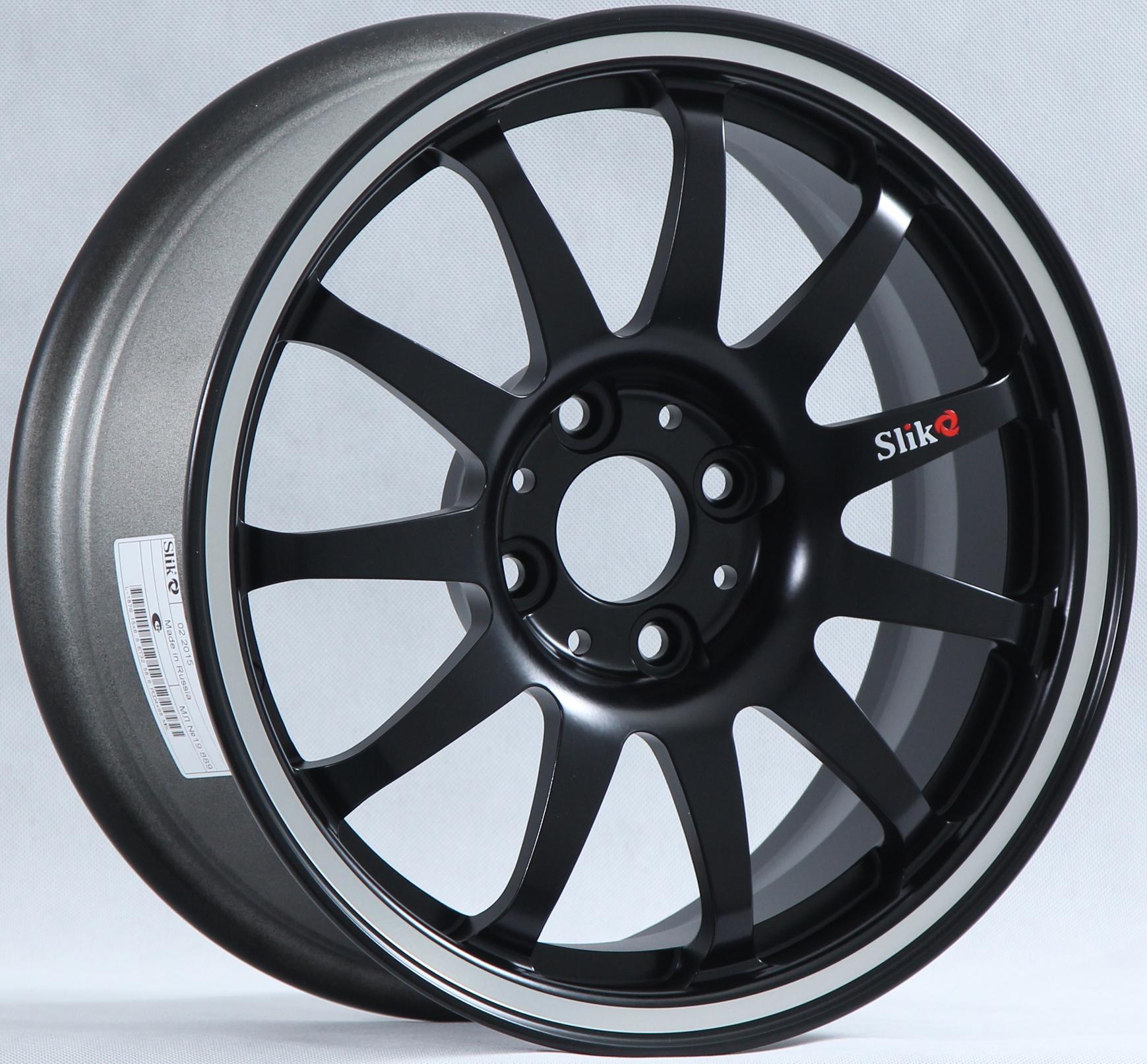 SLIK L-187s forged wheels new design