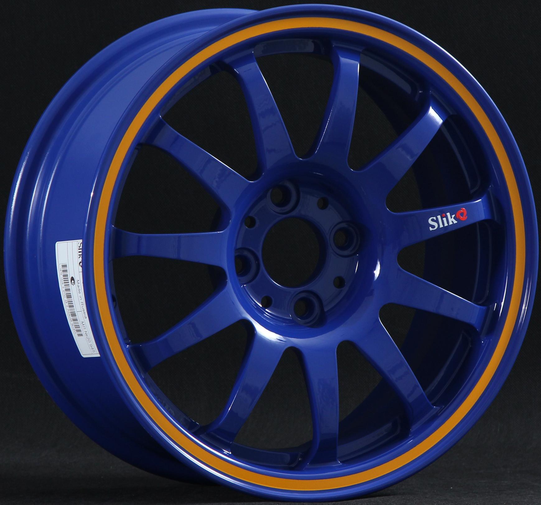 SLIK L-187s forged wheels new model