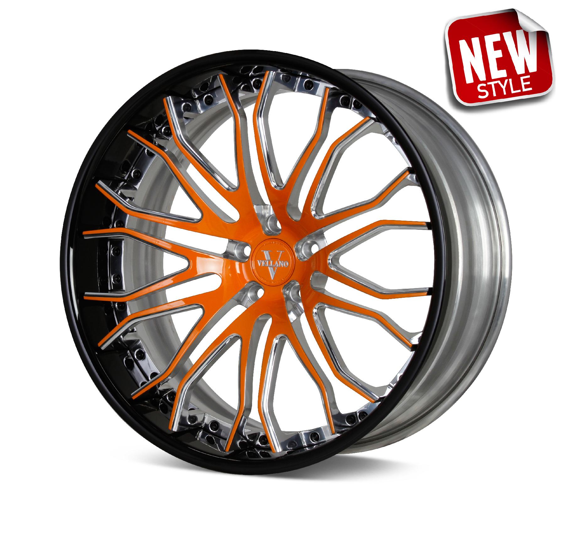 Vellano VCN forged wheels