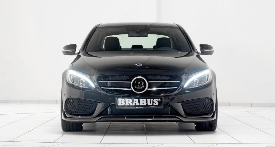 Brabus body kit for Mercedes C W205 new model