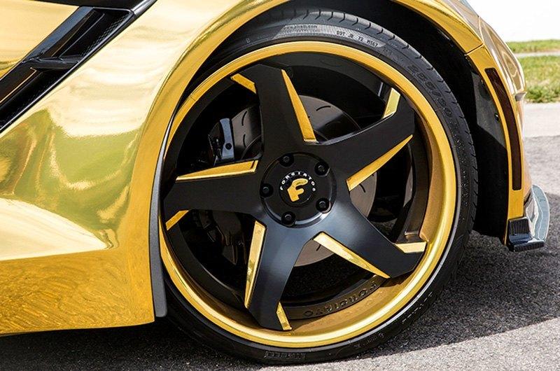Forgiato F2.21 (Original Series) forged wheels