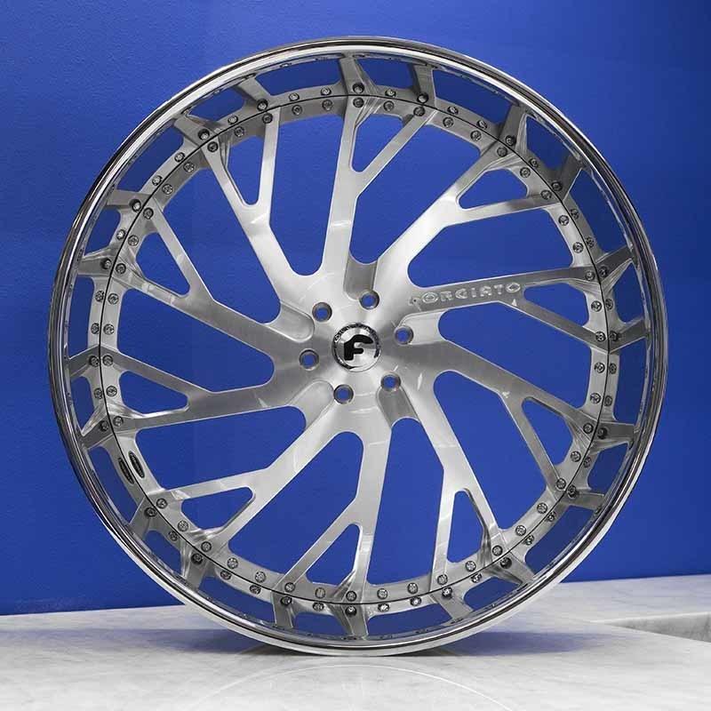 Forgiato Sincro (Original Series) forged wheels
