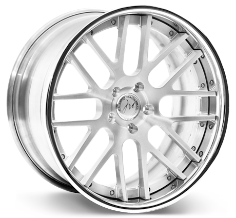 Modulare C14 forged wheels