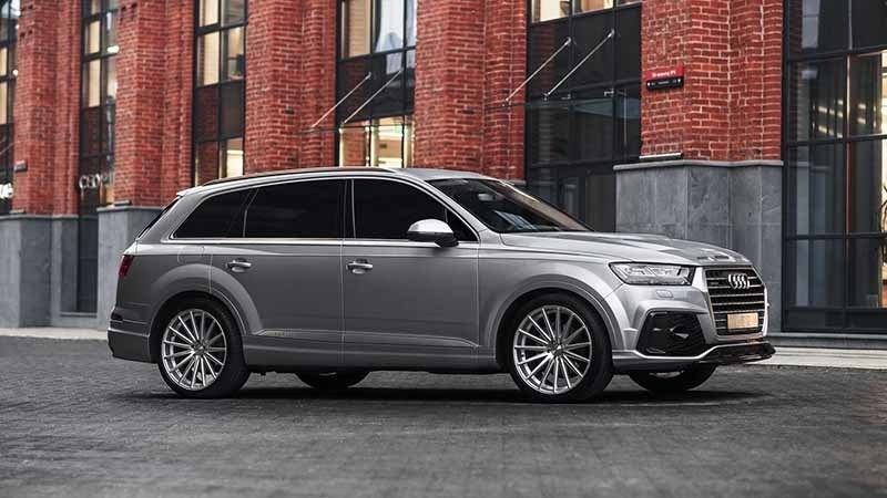 MTR Design Body Kit for Audi Q7 RS-Line Edition 2 new