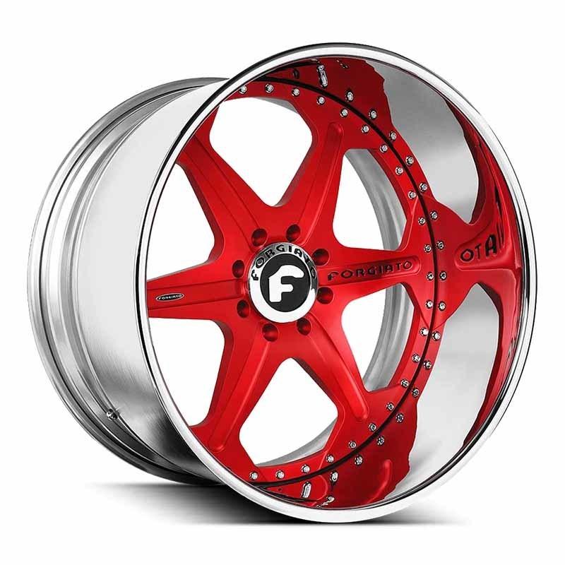 Forgiato Sporcizia (Original Series) forged wheels