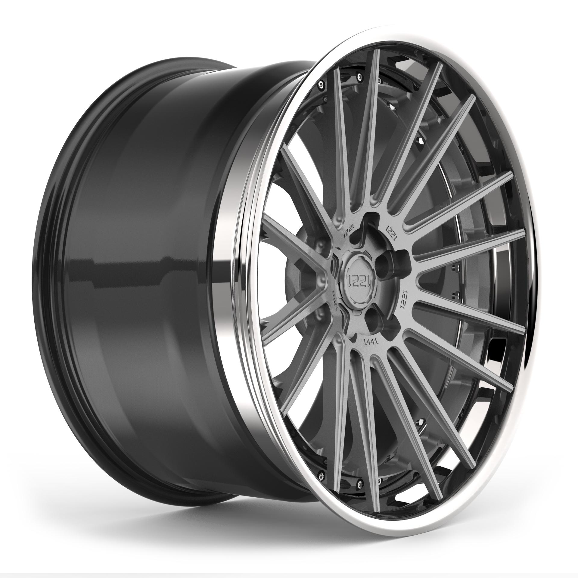 1221 Wheels 1441 AP3LX APEX3.0 forged wheels