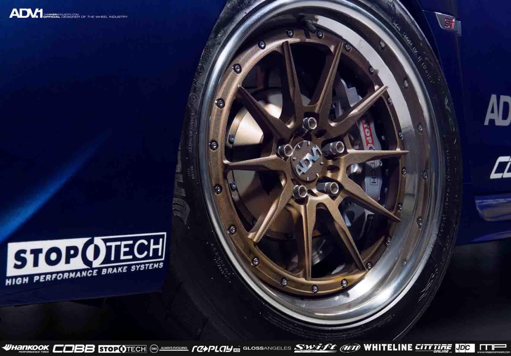 ADV.1 ADV10 Track Function (CS Series) forged wheels