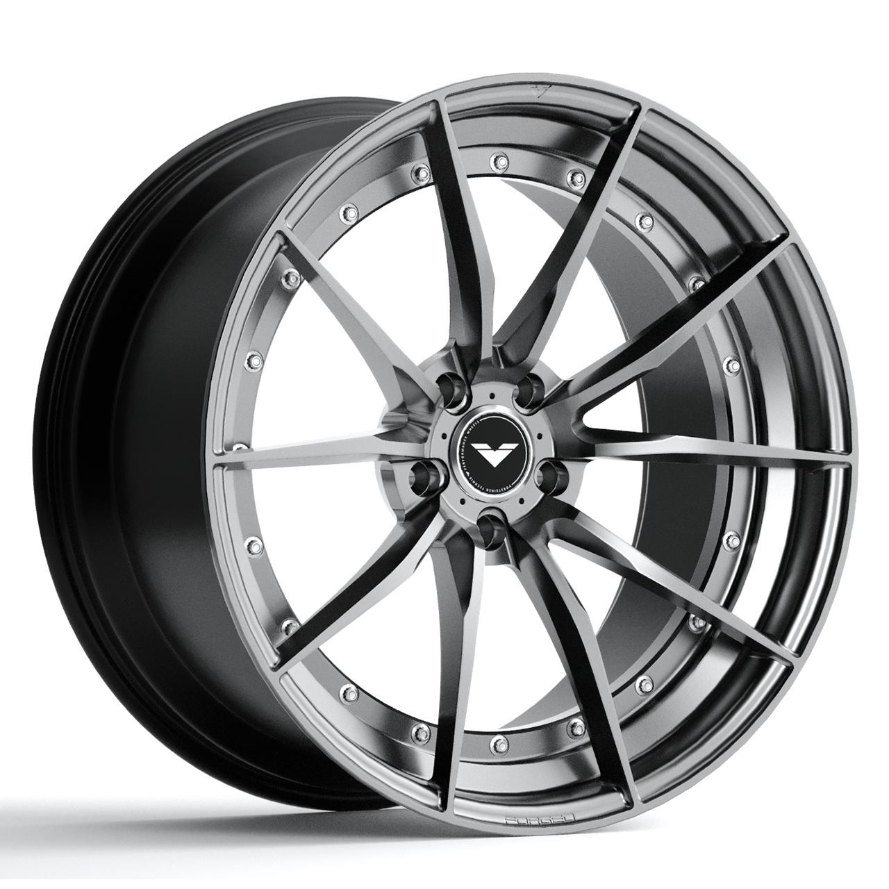 Vorsteiner Nero Forged wheels VFN 510 2-Piece