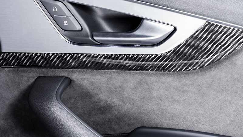 MTR Design Body Kit for Audi Q7 RS