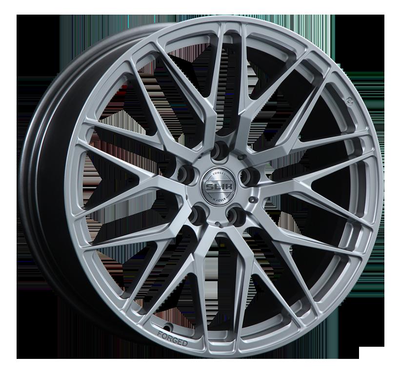 SLIK L-605 forged wheels