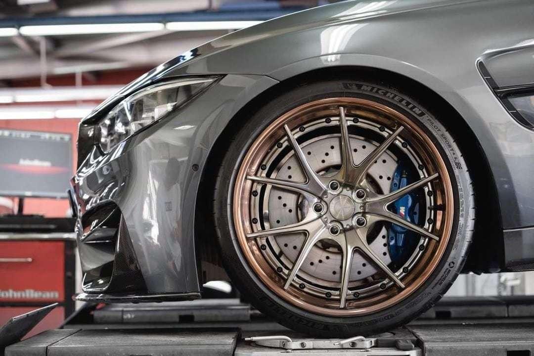 Vorsteiner Nero Forged wheels VFN 501 3-Piece