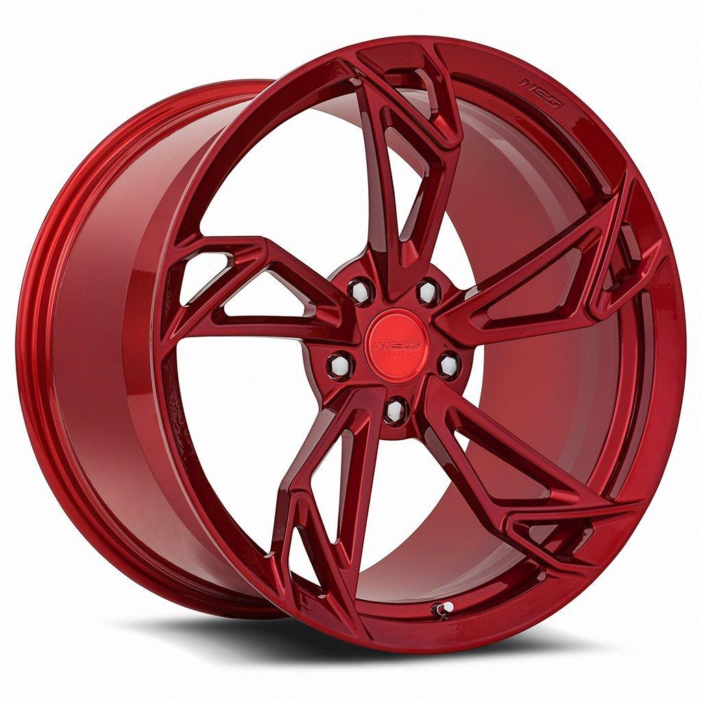 MRR Design NES FG-02 forged wheels