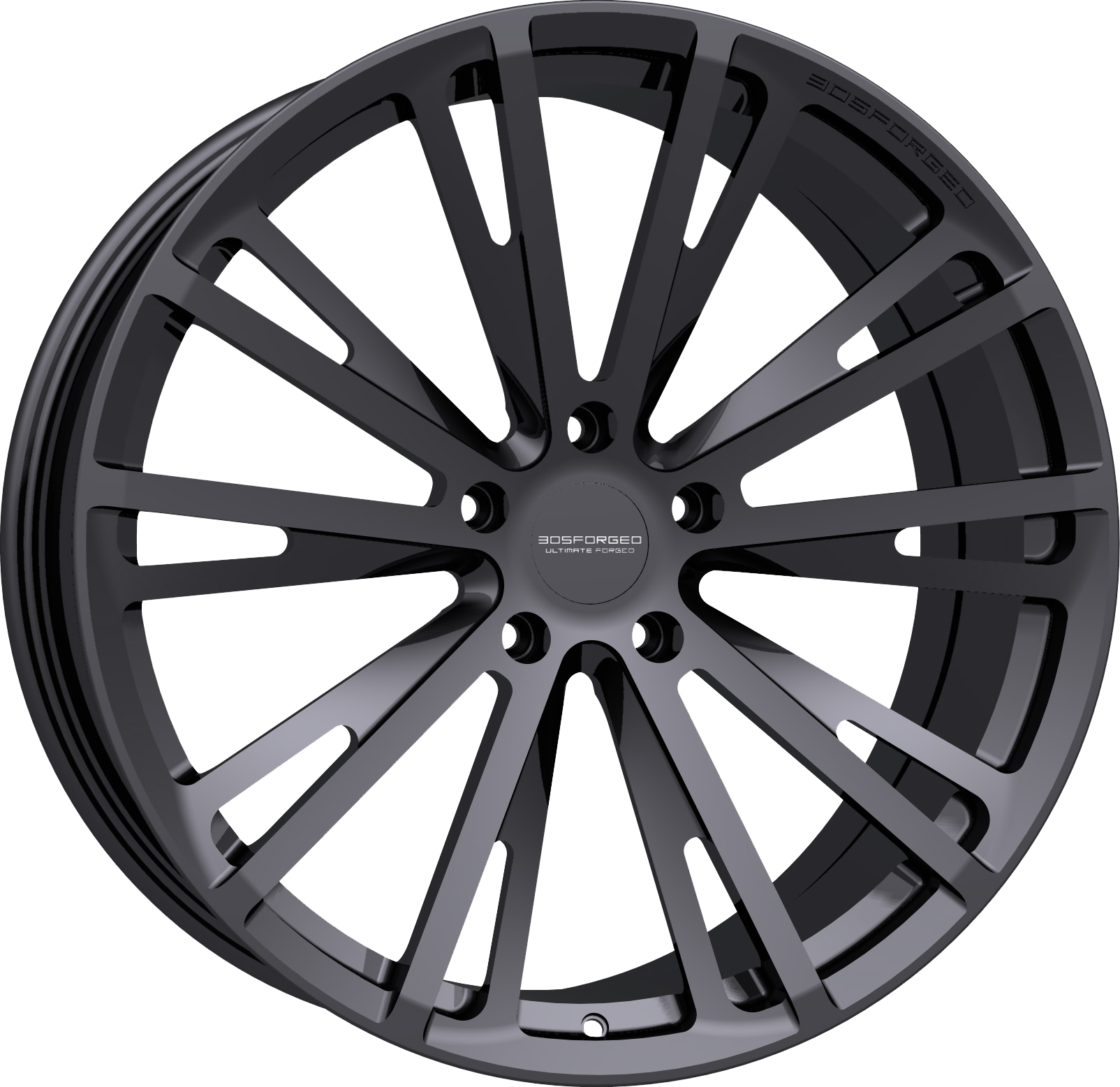 305 Forged UF202 forged wheels